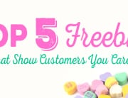 Show Customers You Care